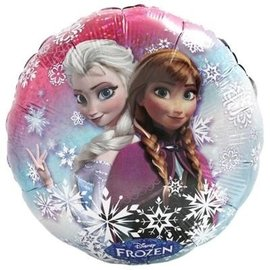 Foil Balloon - Frozen Characters - 18""