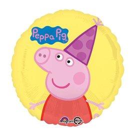 """Foil Balloon - Peppa Pig - 18"""""""