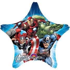 """Foil Balloon - Avengers - 32"""""""