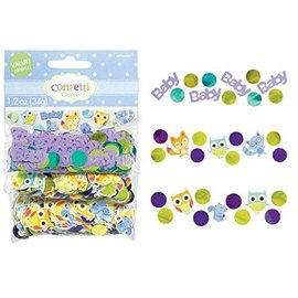 Baby Shower - Confetti - Woodland Welcome