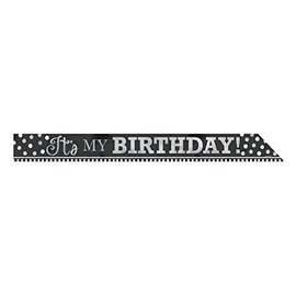 "Birthday - Sash - ""It's my Birthday"""