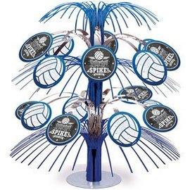 """Cascade Centerpiece - Volleyball - 14"""""""