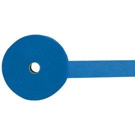 "Paper Crepe Streamer-Bright Royal Blue (500 feet x 1.7"")"