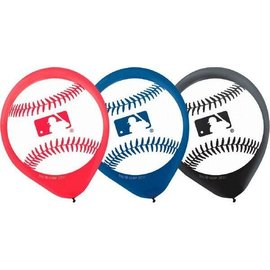 Latex Balloons-Major League Baseball