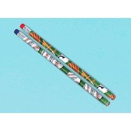 MLB Pencils-12pk