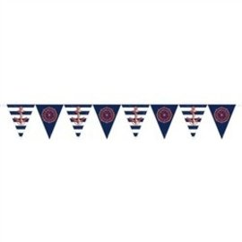 Banner - Nautical Pennant 12ft