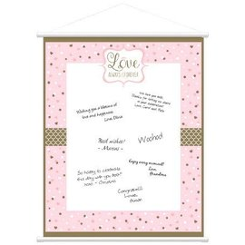 Sign in Sheet-Love Always and Forever