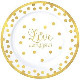 Plates-Love Always and Forever