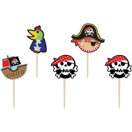 Candle Picks- Pirate