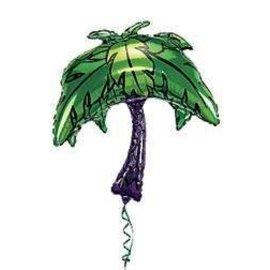 Foil Balloon-Palm Tree