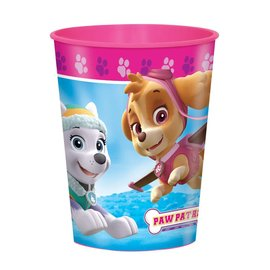 Favour Cups - Paw Patrol Girl