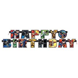 Banner - Justice League