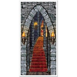 Castle Entrance-Door Cover-5ftx30in