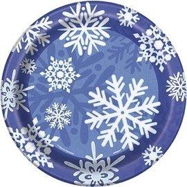 B/P - Winter snowflake