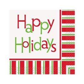B/N - Happy holidays