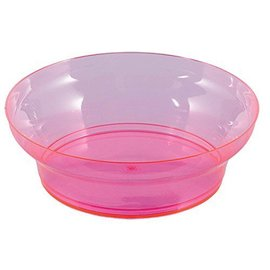 Bowls-Neon Assortment-Plastic-10oz-20Pk