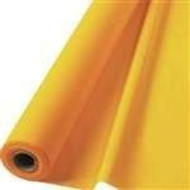 Table Roll-Yellow Sunshine-Plastic-250ft x 40in