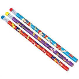 Pencils - DC Superhero Girls - 12pc