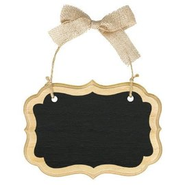 Chalkboard-Wooden Sign