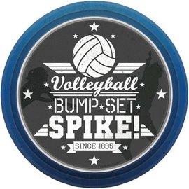 Plates - BEV - Volleyball - 8pc