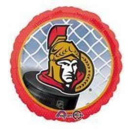 Foil Balloon-Ottawa Senators 18""