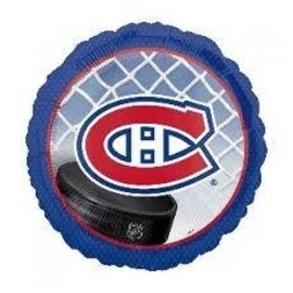 Foil Balloon-Montreal Canadiens 18""