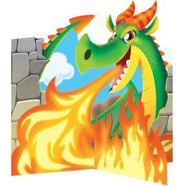 Centerpiece - Dragon Party