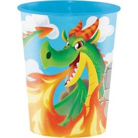 Favour Cup - Dragon Party