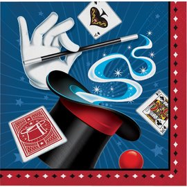 Napkins Bev - Magic Party