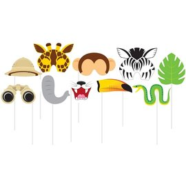 Photo Props - Jungle Animals
