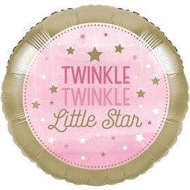 Foil Balloon - Twinkle Little Star