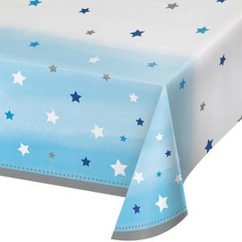 Tablecover - One Little Star Blue
