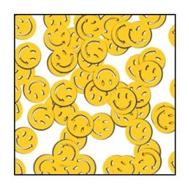 Confetti-Smiley Faces-28g