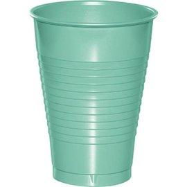 Plastic Cups-Fresh Mint-20pkg-12oz