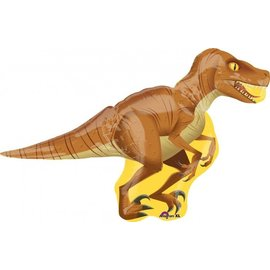 Foil Balloon-Super Shape Dinousaur 40""