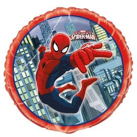 """Foil Balloon - Spiderman - 18"""""""