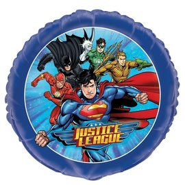 Foil Balloon - Justic League - 18""