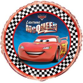 Foil Balloon - Disney Cars - 18""