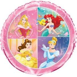 "Foil Balloon-4 Princess 18"""