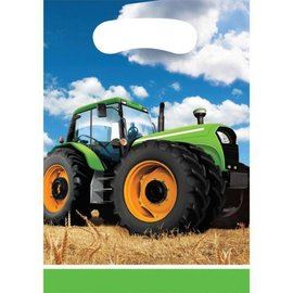Tractor Time-Loot Bags 8pk