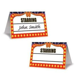 Award Night Place Cards-4.25''-8pk