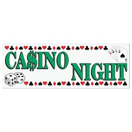 Banner-Casino Night-5ftx21in