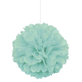 Puff Ball-Mint-16""