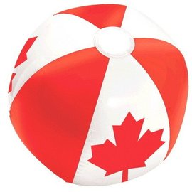 Canada Inflatable Beach Ball