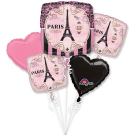 Foil Balloon Package-Paris