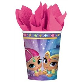 Cups Paper-Shimmer and Shine