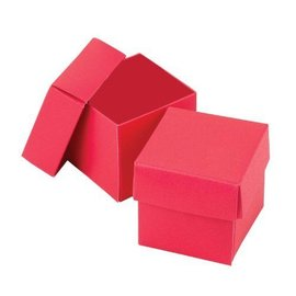 Favor Boxes- Fushcia- 25pk
