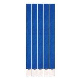 Wristbands- Royal Blue- 100Pk