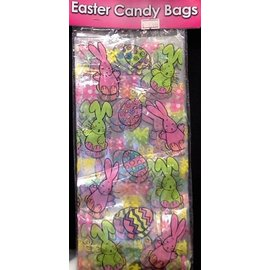 """Candy Bags- Easter- 15pk/4.25""""x12"""""""