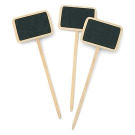 Chalkboard Picks-4''-4pk